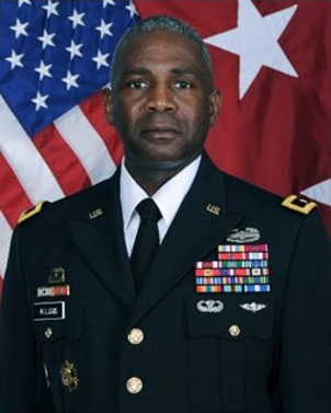 Major General Williams